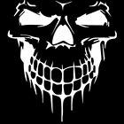 Skull Hood Decal Large 22 Graphic Sticker For Truck Jeep Car Trailer Boat Vinyl