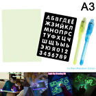 Light Drawing Board Sketch Pad Doodle Writing Craft Art For Baby Kids Toys Gift