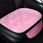 Plush Car Seat Cover Set Front Rear Auto Chair Cushion Protector Warm Winter
