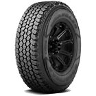 24565r17 Goodyear Wrangler At Adventure Kevlar 107t Sl4 Ply Bsw Tire