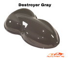 Destroyer Gray Basecoat With Reducer Gallon Basecoat Only Car Auto Paint Kit