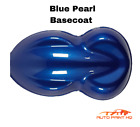 Blue Pearl Basecoat Reducer Quart Basecoat Only Auto Paint Kit