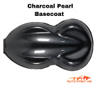 Charcoal Pearl Basecoat High Solids Clearcoat Gallon Car Auto Paint Kit