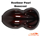 Rootbeer Pearl Basecoat With Reducer Gallon Basecoat Only Paint Kit