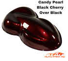 Candy Pearl Black Cherry Quart With Reducer Candy Midcoat Only Auto Paint Kit