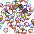 1440pcs Hot-fix Iron-on Flat-back Beads Rhinestones Multi Color