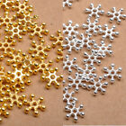 Wholesale Silver Golden Flower Daisy Spacer Beads - Choose 6mm8mm10mm