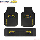 Brand New Chevy Factory Style Car Truck Front Back Rear Runner Rubber Floor Mats