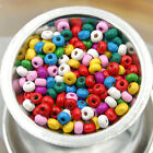 Wholesale 100200pcs Round Wood Spacer Loose Wooden Beads 4mm 6mm 8mm 10mm 12mm