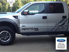 Ford Raptor F-150 Svt Door Pair Decals Stickers 60 Vinyl Colors 2013 2014 10-14