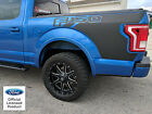 New 2015 2016 Ford F-150 Bed Graphics W Logo Side Decal Vinyl Stripes Stickers