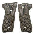 Coolhand G10 Gun Grips For Beretta 92 96 Full Size 92fs M9 A1 Inox Wave Texture