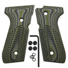 Coolhand G10 Gun Grips For Beretta 92 96 Full Size 92fs M9 A1 Inox Ops Texture