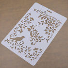 Diy Layering Stencil Template Drawing Spray Scrapbooking Stamp Wall Paint Craft