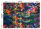 Designer 100 Pure Silk Chiffon With Floral Print 53 Width S272