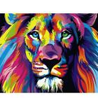 Flower Animal Digital Oil Painting Diy Kit By Number Wall Canvas Picture Decor