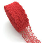 10yards 28mm Lace Ribbon Handicrafts Embroidered Lace Trim Ribbon Sewing Fabric