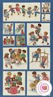Moda Play All Day 21740 12 Blue Panel 23 X 42 American Jane Quilt Fabric 30s Re