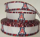 Grosgrain College Teams Ncaa 38 1 78 Ribbon For Hair Bows Crafts