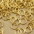 Wholesale Lot Open Jump Rings Connectors Diy Beads For Jewelry 456781012mm