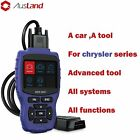 Obd2 Scanner Tool Abs Srs Full System Full Function For Chrysler Jeep Audi Auto