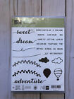New Stampin Up Clear Mount Or Photopolymer Stamp Sets Sale-a-bration Retired