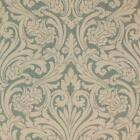 4 Colors Damask Upholstery Drapery Fabric Gold Red Aqua Rmil14