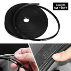 8m Car Exterior Wheel Hub Rim Trim Edge Protector Ring Tire Strip Guard Sticker
