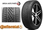 1 Continental Extremecontact Dws06 21540zr18 89y Xl All Season Performance Tire