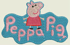 Peppa Pig Friends Embroidery Designs - 57 Designs - Cdusb - 11 Formats
