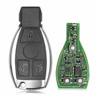 Original Cgdi Mb Be Key With Smart Key Shell 3 Button For Mercedes Benz