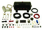 Air Lift 4-way Manual Control System 100 Duty 14in Line 4 Gal. Tank.