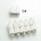 10set Strong Magnetic Clasps Diy Necklace Bracelet Chain Hook Jewelry Making
