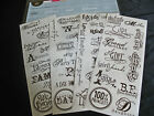 Title Stickers Jewel Chalet Delight Creative Memories Choices