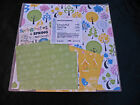 12x12 Perfect Fit Paper Additions Primary Jewel Earthy Creative Memories