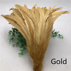 Wholesale 1050100pcs Beautiful Rooster Tail Feathers 10-14inches25-35cm