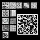 Lots Beauty Embossing Template Scrapbooking Walls Painting Layering Stencils