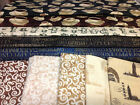 Lot Of 10 Coordinated Fq By Collections Buy 8 Lots Save Quilt Shop Fabric