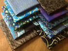 Lot Of 10 Coordinated Fq By Collections  Quilt Shop Fabric
