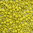 New 234mm Round Glass Seed Hole Beads Strand Bead Jewelry Fitting