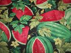 Fruits Kitchen Food Cooking Bty Cotton Quilt Fabric U-pick See Listing For Info