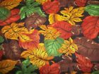 Harvest Pumpkin Thanksgiving Fall Bty Cotton Quilt Fabric U-pick Read For Info