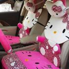 New Listing - Hello Kitty Car Seat Cushions Accessories Set