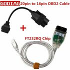 For Bmw Inpa Kcan With Ft232rq Chip With Switch For Bmw Inpa K Dcan Usb