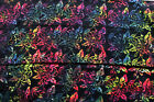 Hand Painted Indonesian Batik Rayon 120cm Wide Sewing Dress Fabric By Meter New