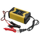 Smart Charging Battery Charger Maintainer 12v Trickle Rv Car Truck Motorcycle Us