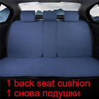 2 Pcs Auto Seat Covers For Car Truck Suv Van Universal Protectors Front Back Row