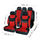 Car Seat Covers Set Front Back Rear Headrest Car Protector For Car Truck Suv Van