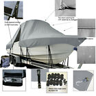 Regulator Offshore 25 Center Console T-top Hard-top Fishing Storage Boat Cover