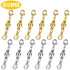 Strong Magnetic Lobster Claw Clasps Connector Diy Jewelry Necklace Bracelet Clip